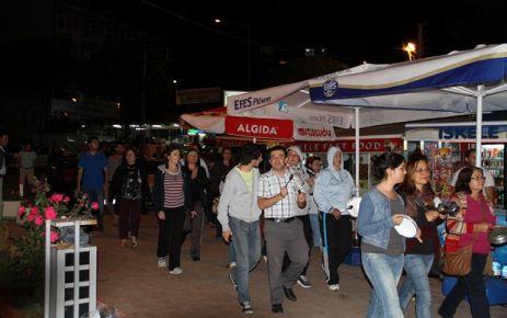 Gerzeliden Taksim'e Destek