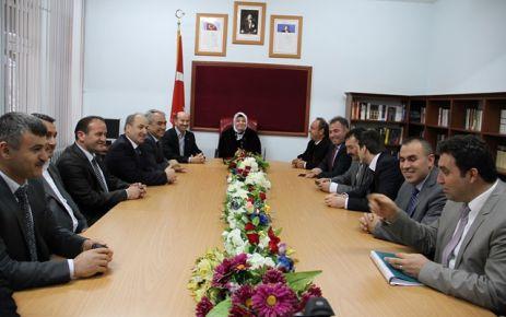 İlçe Danışma Meclisi Toplantısı Yapıldı