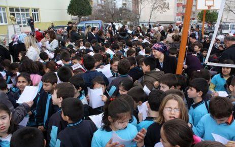 Okullarda Karne Heyecanı.