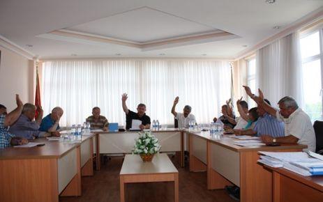 Meclis Ağustos Ayı Toplantısını Yaptı