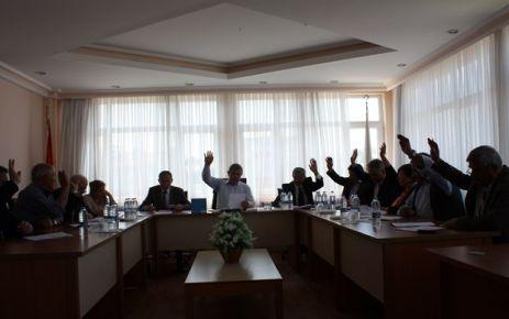 Meclis Mayıs Ayı Toplantısını Yaptı