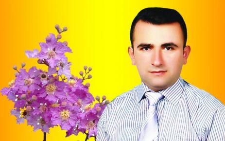 Mehmet Çakır'dan bayram kutlaması.