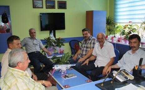 MHP'den Emniyete Ziyaret