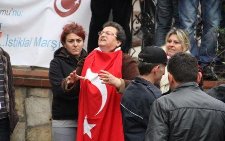Sinop'ta Yaşanan Olayların Videosu