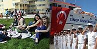 Karadenizin Parlayan Yıldızı; Sinop Üniversitesi