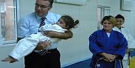 Judoculara Çifte Bayram