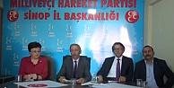 MHP Sinop#039;ta Adaylarını Tanıttı