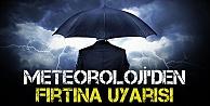 Meteorolojik Uyarı.