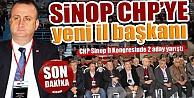 """Sinop CHP Barış"""" Dedi."""
