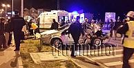 Beş Kişi Yaralandı