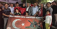 Ankaradaki Sinoplular Demokrasi Nöbetinde
