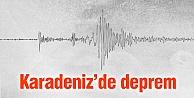 Gerzede Deprem