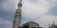 Merkez Yeni Camii Onarılıyor.
