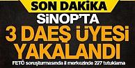 Sinop#039;ta DAEŞ Baskını!