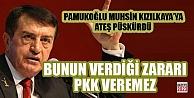 Pamukoğlu#039;ndan Kızılkaya#039;ya Öfke Dolu Sözler