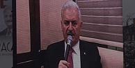 Binali Yıldırım Sinop#039;tan Bartına Seslendi.