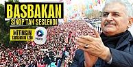 Sinop'a Yapılan Yatırımları Anlattı