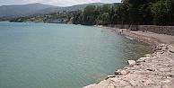 Gerzenin Denizi Yüzülebilir Temizlikte.