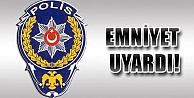 Sinop İl Emniyet Müdürlüğü'nden...
