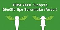 TEMA Sinop Gönüllüleri Aranıyor