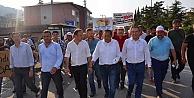 """Sinoplu Vekil Fındık için Adalet"""" Yürüyüşünde"""