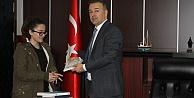 Kaymakam Murat Güvene Ziyaret