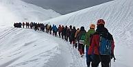 Kış Temel Eğitimine Katıldı