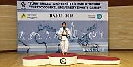Gerzeli Judocudan Azerbaycanda Büyük Başarı