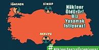 Nükleer Karşıtları Sinopta Buluşuyor
