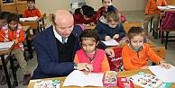 Karlı TOBBİ İlkokuluna Yardım