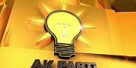 AK Partinin Adayları Belli Oldu