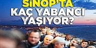 Sinopta, 2 Bin 128 Yabancı Yaşıyor