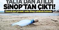Komşu Kıyılardan Sinop#039;a gelen mesaj