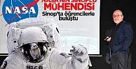 NASAnın Sinoplu Mühendisi, Öğrencilerle Buluştu