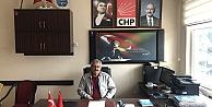 CHP İlçe Başkanlığından Açıklama