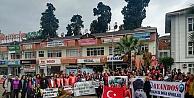 GERDAK-2013den Özel Yürüyüş