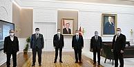 Heyet Ankara ziyaretini tamamladı