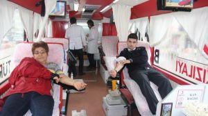 Kan Bağışında 3. Sıradayız