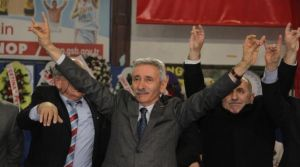 Sinop MHP'de zafer Demir'in