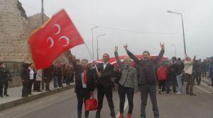 Ya Ankara'ya Yada Karsa Göndereceksiniz
