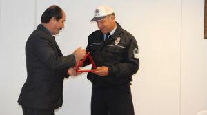 Yılın Trafikçileri ve Şoförü Ödüllendirildi