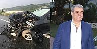SİAD Başkanı Kaza Geçirdi