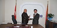 MHP İlçe Başkanlığına Atandı