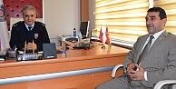 Başkandan Şardağ'a Hoş geldin Ziyareti