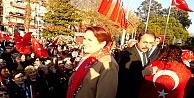 """Akşener, Sinop'tan 'HAYIR"""" dedi"""