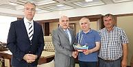Vali Hasan İpek'e Ziyaret