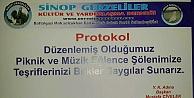 İstanbul'daki Gerzeliler Toplanıyor.