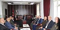 Vali Hasan İpek Gerze'de