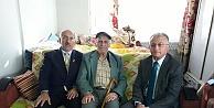 Kore Gazisi Ali Kaptan'ı Ziyaret