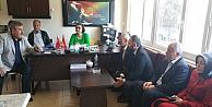 İYİ Partiden CHP'ye ziyaret